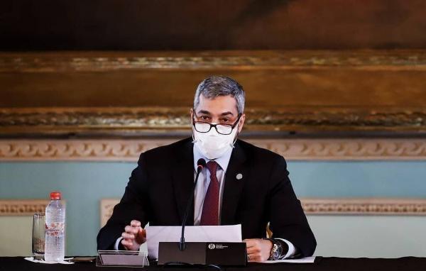 خبرنگاران رئیس جمهوری پاراگوئه خواستار استعفای کابینه شد