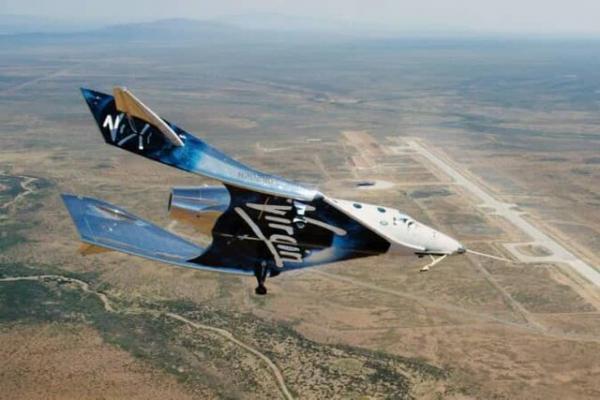 پروازهای گردشگری فضایی ویرجین گلکتیک به تأخیر افتاد
