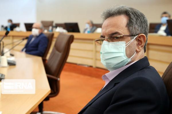 خبرنگاران استاندار تهران نسبت به شیوع موج جدید کرونا هشدار داد