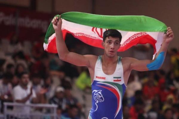 محمدرضا گرایی المپیکی شد