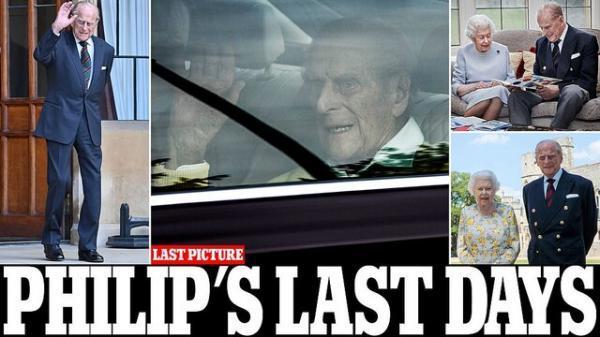 هشت روز عزای عمومی در انگلیس در پی مرگ همسر ملکه