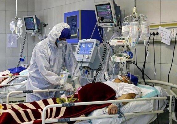 863 بیمار مبتلا به کرونا در بیمارستانهای کرمانشاه بستری هستند