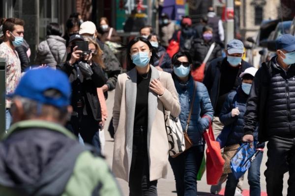 ویزای آمریکا: آنها که واکسن زده اند ماسک را بردارند