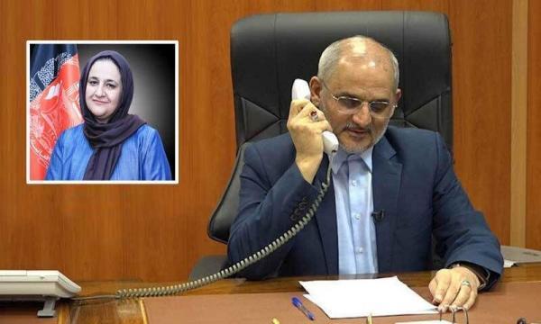 خبرنگاران حاجی میرزایی به سرپرست وزارت معارف افغانستان تسلیت گفت