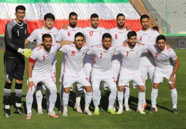 صندلی ایران در رده بندی پیش روی فیفا تغییر نمی کند