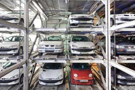 حل مشکل پارک خودروها با پارکینگ تمام مکانیزه