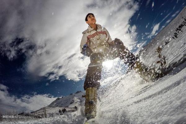 اردبیل بالاترین ظرفیت گردشگری زمستانی را در کشور دارد