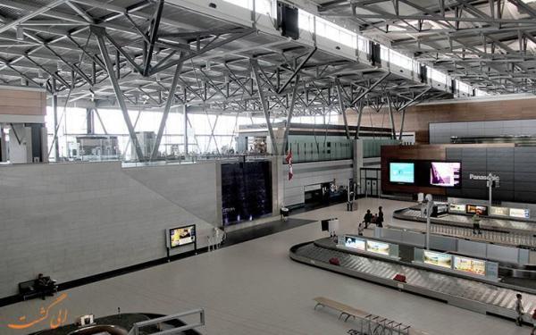 آشنایی با فرودگاه بین المللی مک دونالد کارتیر، اتاوا کانادا