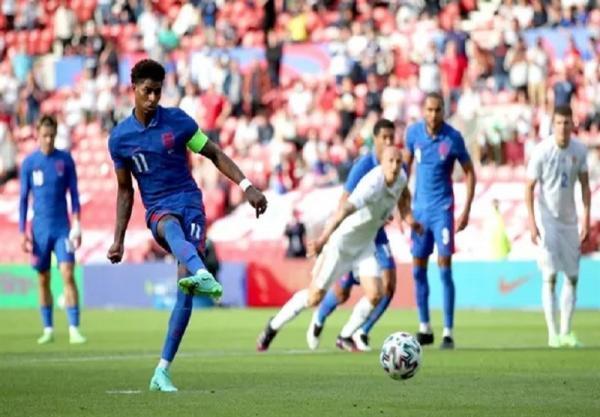 بازی های محبت آمیز ملی، انگلیس با حداقل اختلاف بر رومانی غلبه کرد، هلند به آسانی پیروز شد