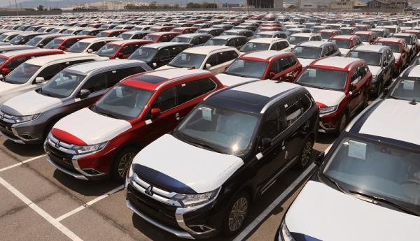 بلاتکلیفی 2249 خودرو در گمرک، 182 دستگاه آمریکایی و بالای 2500 سی سی