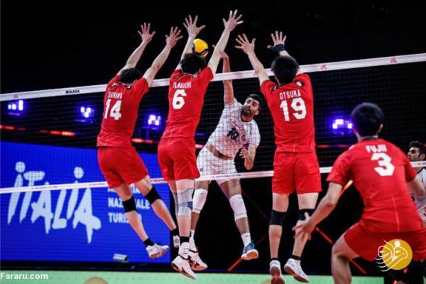 خبر بد برای تیم ملی والیبال ایران
