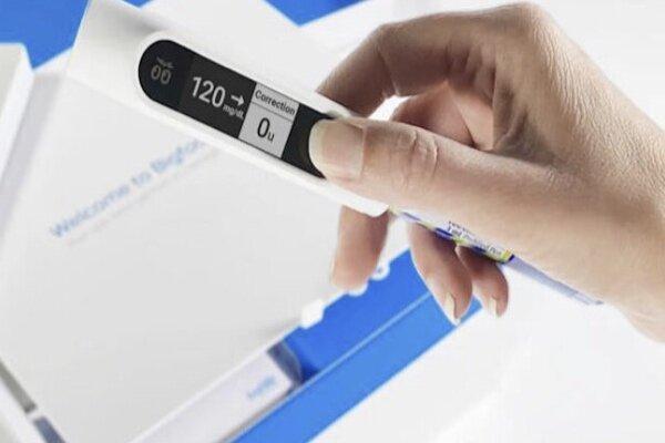 قلم انسولین هوشمند می گردد