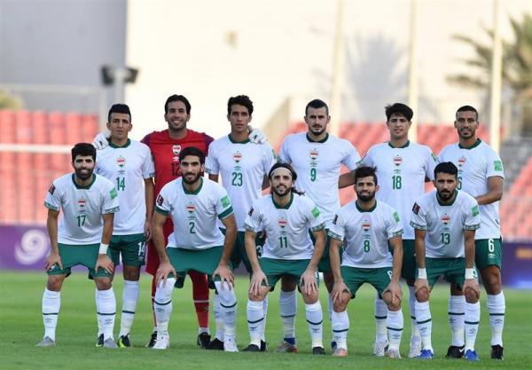 انتخابی جام جهانی 2022، ترکیب عراق مقابل ایران تعیین شد