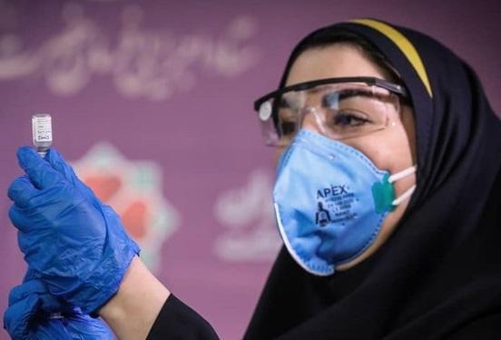 ایرانی ها تا به امروز 5 میلیون و 376 هزار دوز واکسن کرونا زده اند