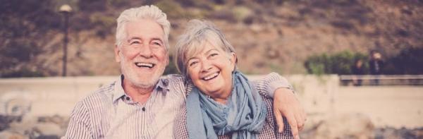 بیشتر کانادایی ها پس از 55 سالگی حس شادمانی بیشتری دارند