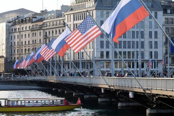 عزم روسیه و آمریکا برای تهیه اسناد الزام آور در حوزه ثبات راهبردی