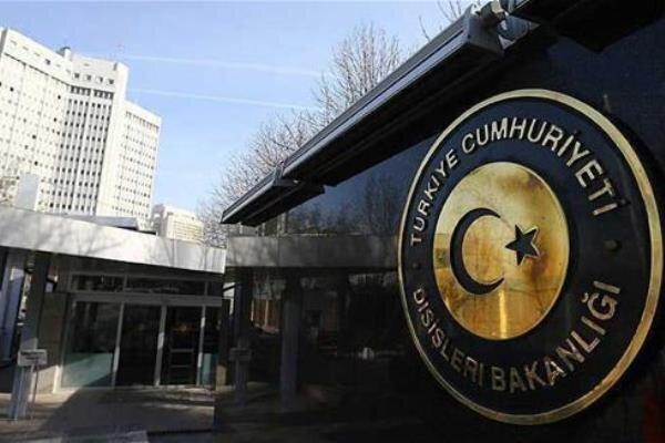 بهترین تور ترکیه: وزارت خارجه ترکیه نشست کشورهای اروپایی در خصوص قبرس را محکوم کرد